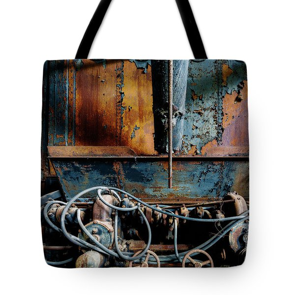The Wizard's Music Box Tote Bag
