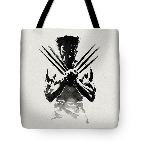 The Wolverine Tote Bag