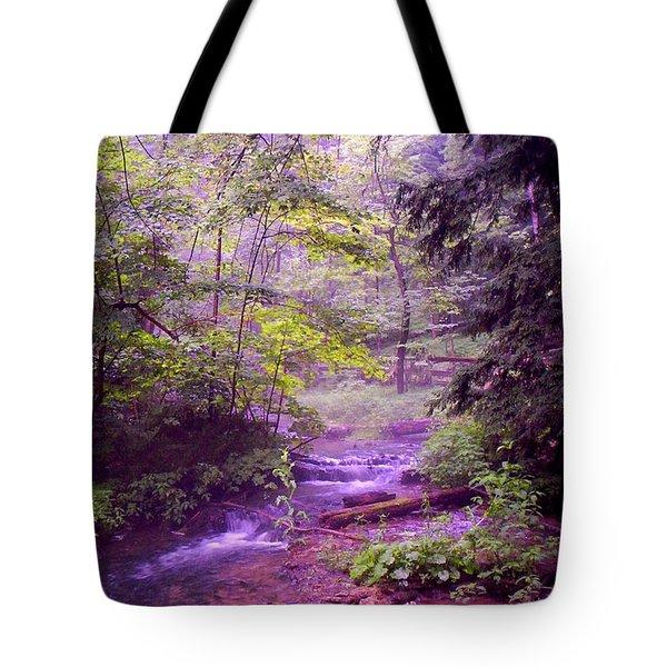 The Wonder Of Nature Tote Bag by John Stuart Webbstock
