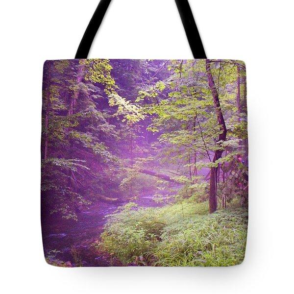 The Wonder Of Nature  Two Tote Bag by John Stuart Webbstock