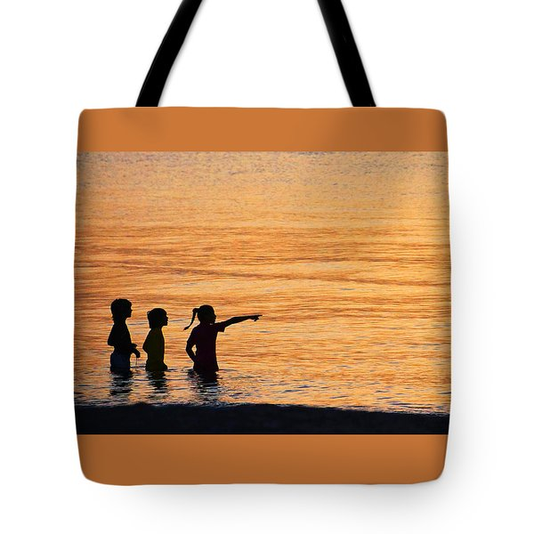 The Wonders Of Children Tote Bag