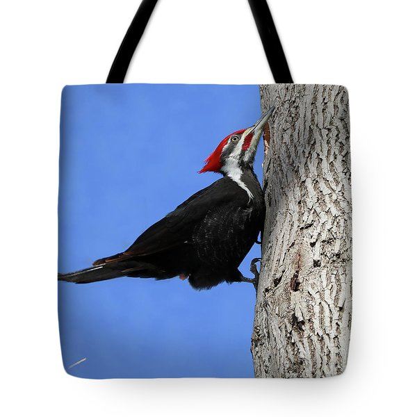 The Woodchipper Tote Bag