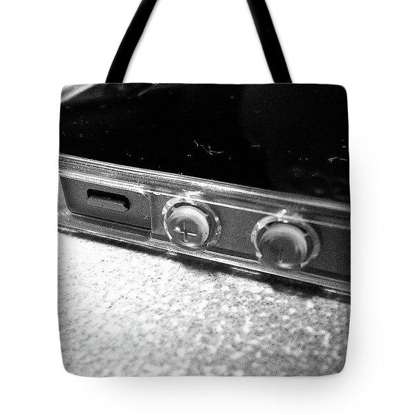 The Work Phone Tote Bag