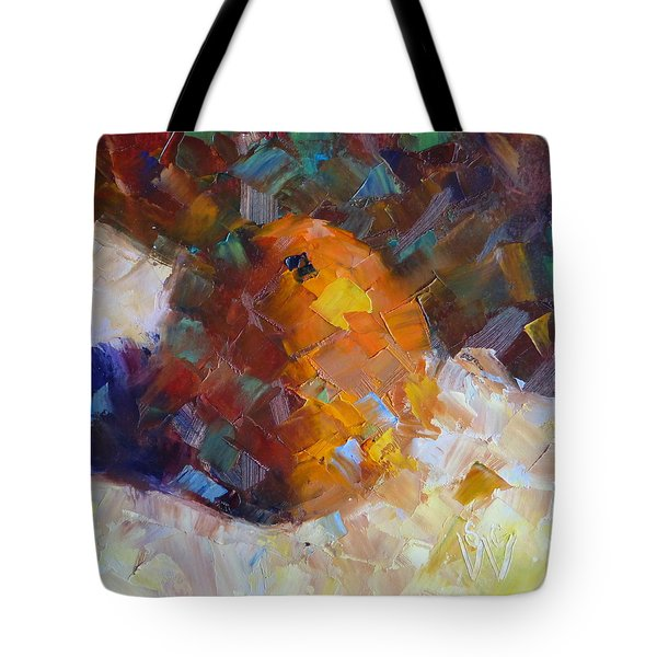 The Works Tote Bag