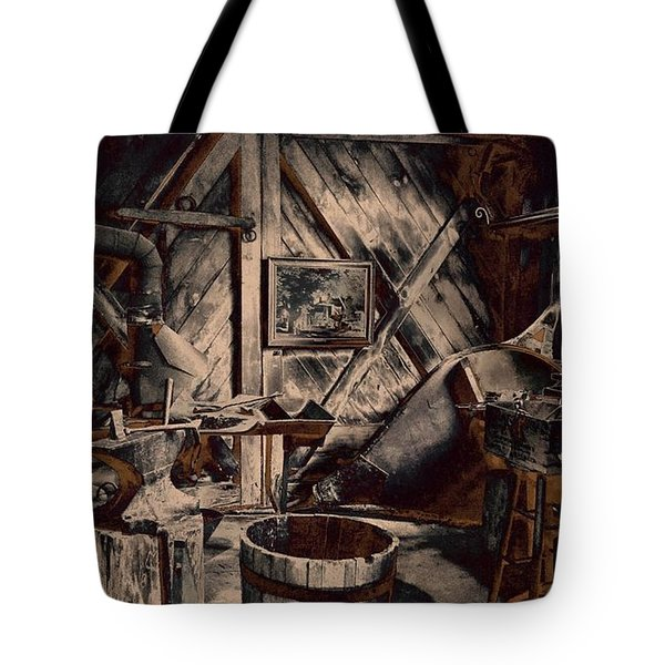 The Workshop Tote Bag