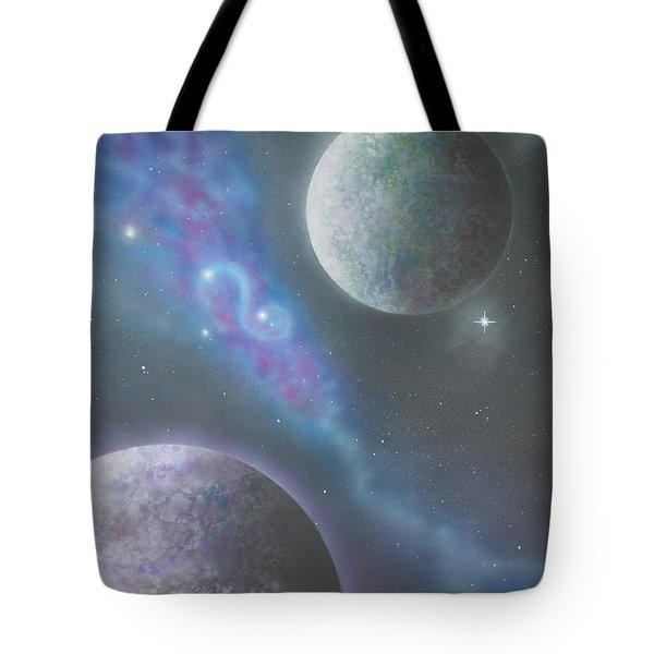 The World Beyond Tote Bag