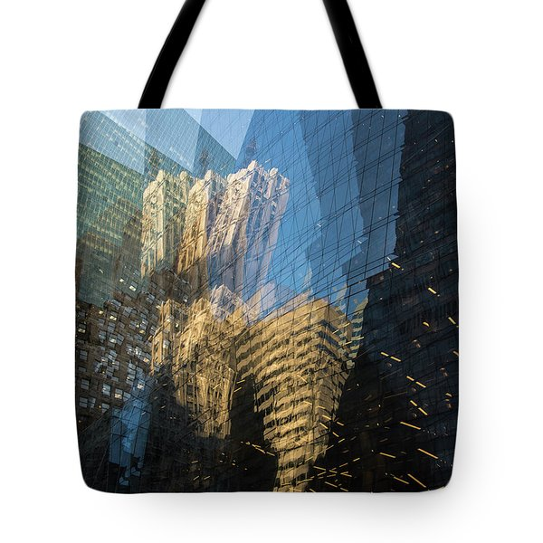 Tote Bag featuring the photograph The World Keeps Turning by Alex Lapidus