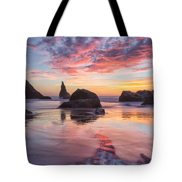 The World Of Bandon Tote Bag