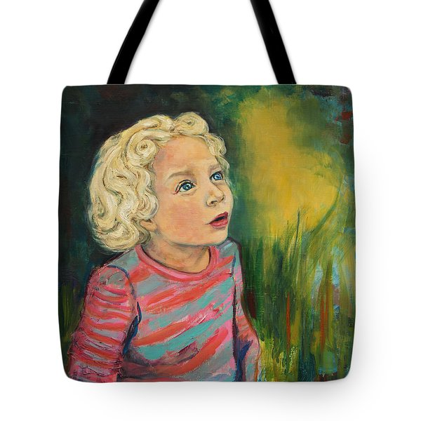 The World Unfolding Tote Bag