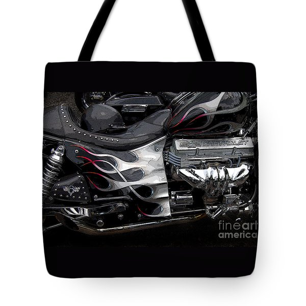 the WOW factor Tote Bag