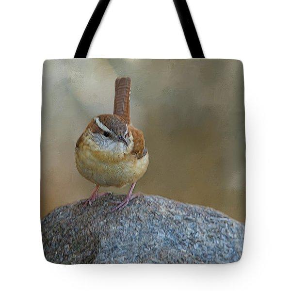 The Wren Tote Bag