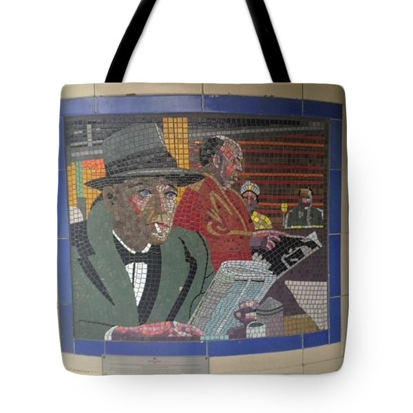 The Wrong Man Tote Bag