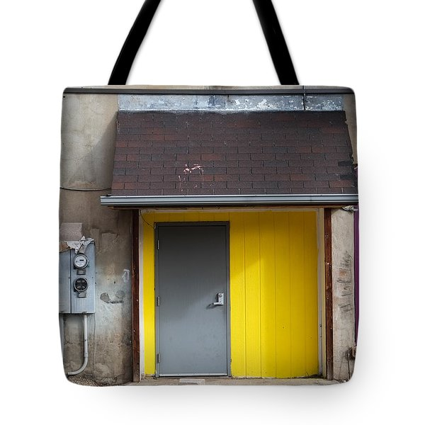 The Yellow Birds Tote Bag by Monte Stevens