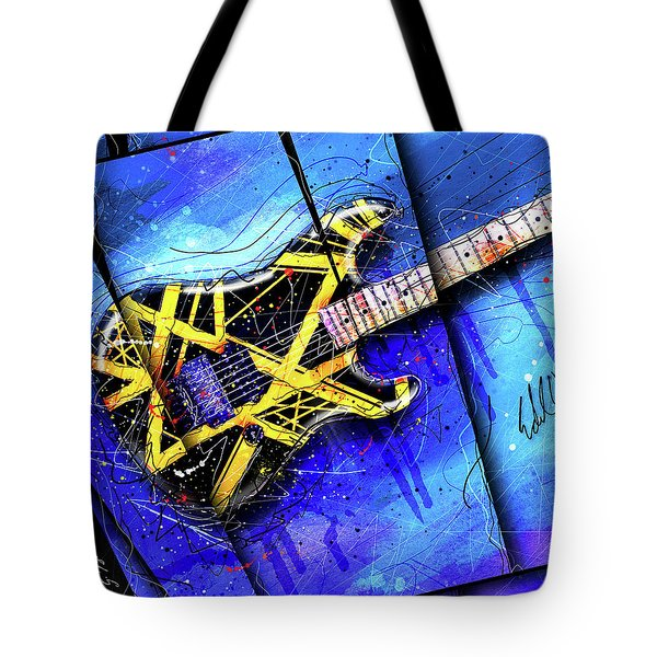 The Yellow Jacket_cropped Tote Bag by Gary Bodnar