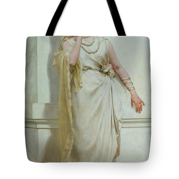 The Young Bride Tote Bag