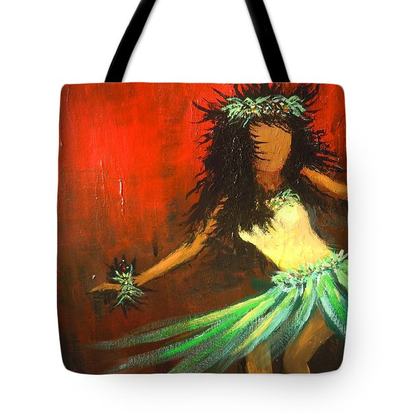 The Young Dancer Tote Bag by Dan Whittemore