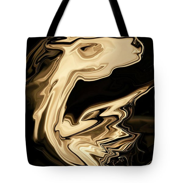 The Young Pegasus Tote Bag