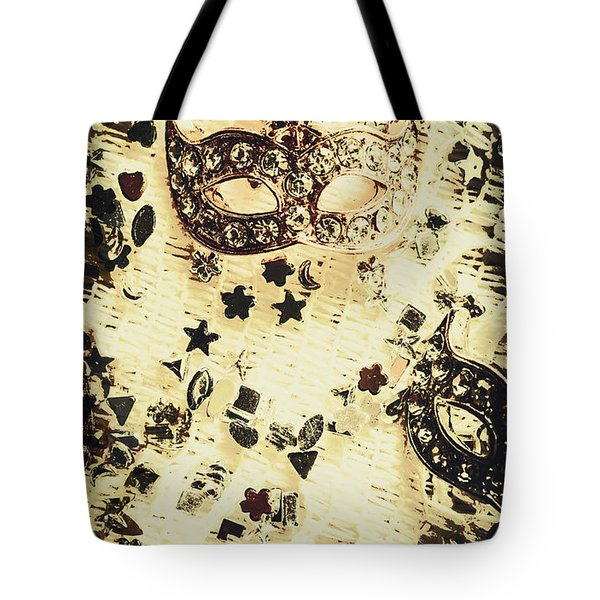 Theater Fun Art Tote Bag