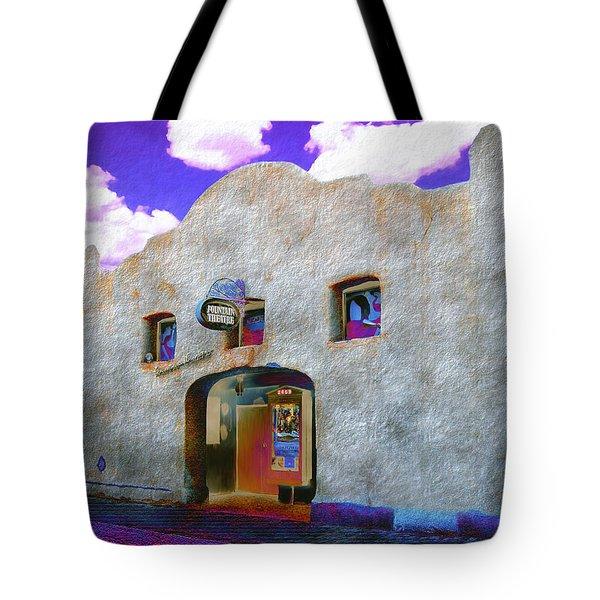 Theater Night Mesilla Tote Bag by Kurt Van Wagner
