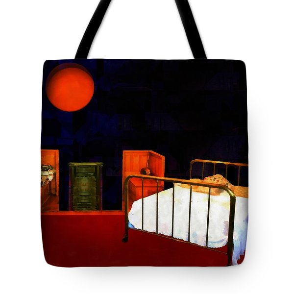 Theater Of Dreams Tote Bag by RC deWinter