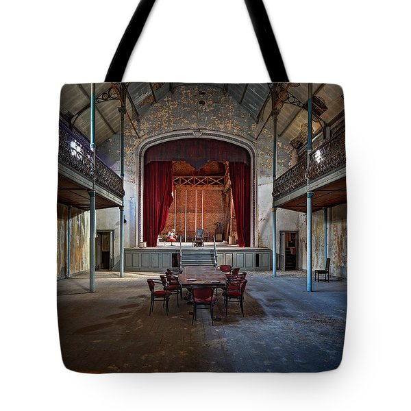 Theatre Scene - Urban Decay Tote Bag