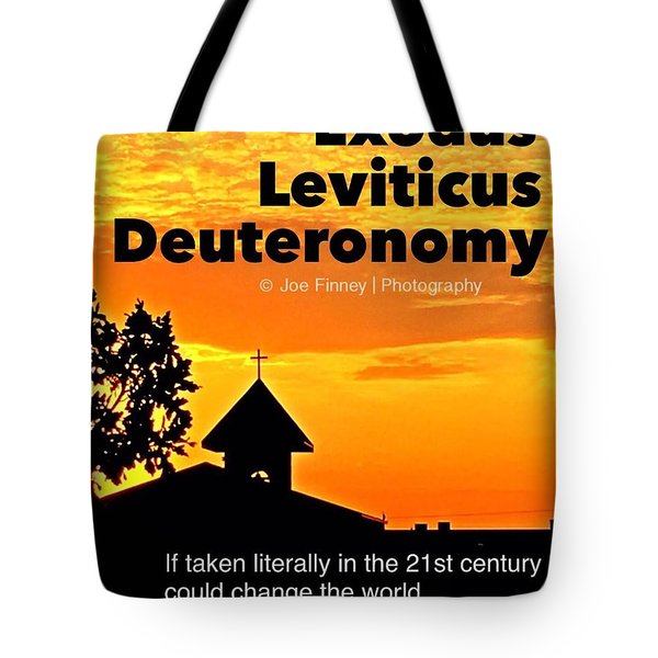 Thechurch Wsy Tote Bag