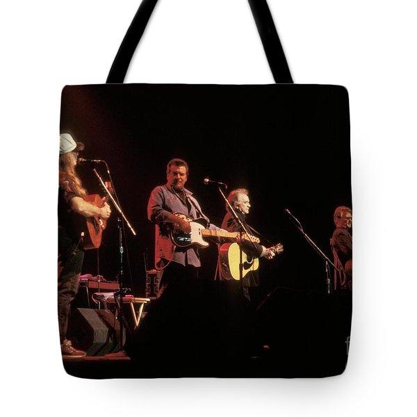 The Highwaymen Super Group Tote Bag