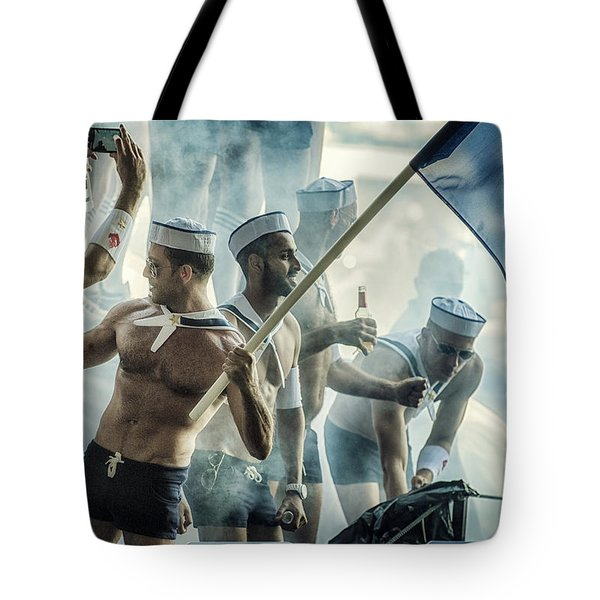 Their Iwo Jima Tote Bag