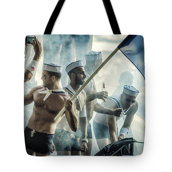 Their Iwo Jima Tote Bag