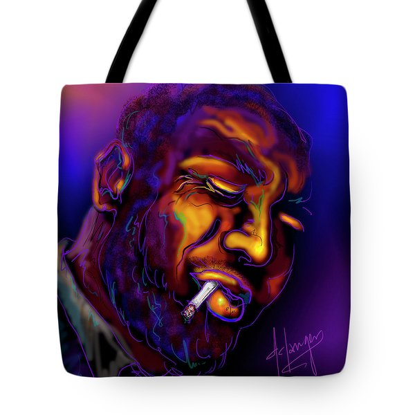 Thelonious My Old Friend Tote Bag