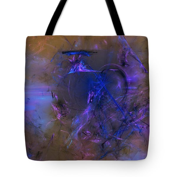 Then As Now Tote Bag