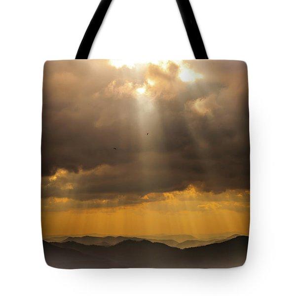 Then Sings My Soul Tote Bag