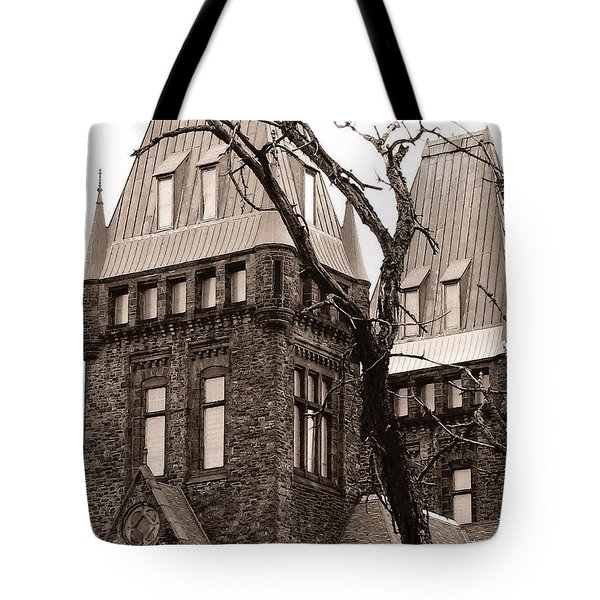 Then The Dream Wakes Me Tote Bag