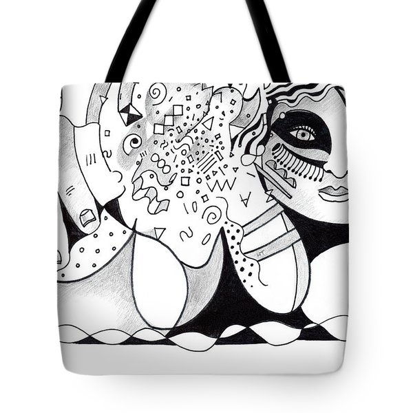 Then There Is That Tote Bag