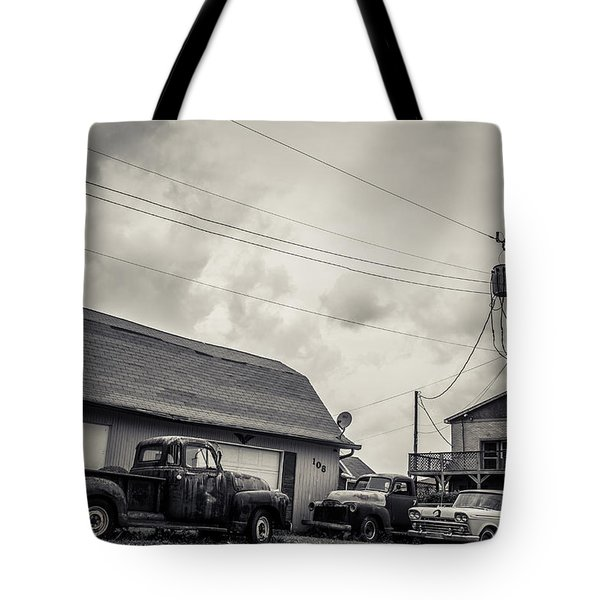 Then There Were 3  Tote Bag