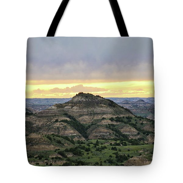 Theodore Roosevelt National Park, Nd Tote Bag