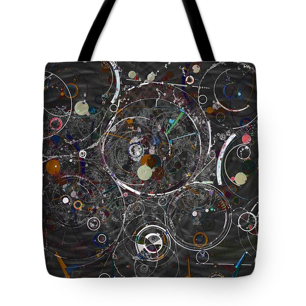 Theories Of Everything Tote Bag