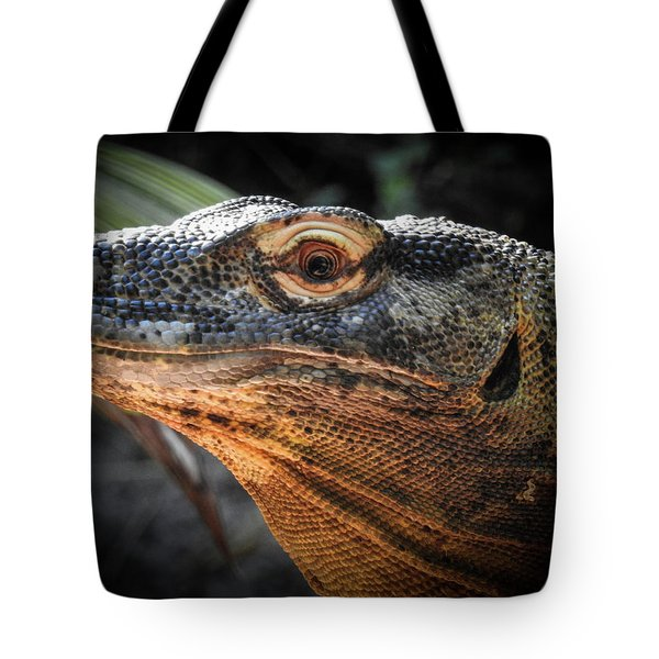 There Be Dragons, No. 5 Tote Bag
