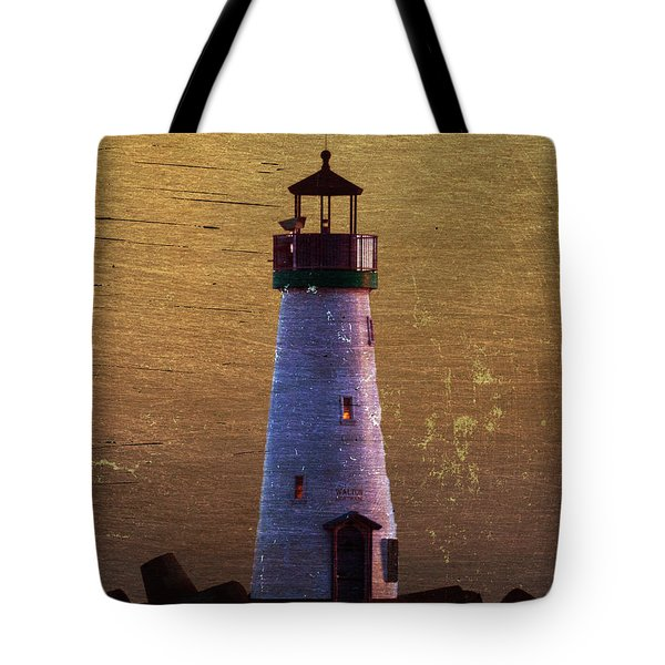 There Is A Lighthouse Tote Bag