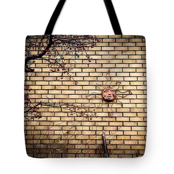 There Is Always The Sun Tote Bag by Celso Bressan