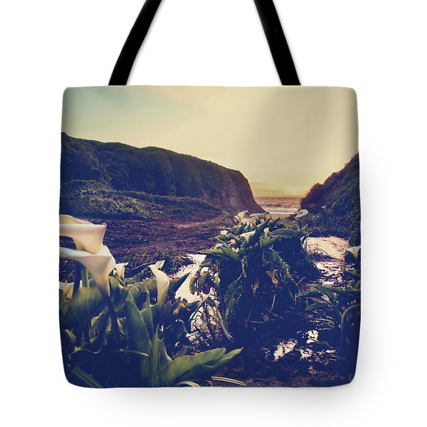There Is Harmony Tote Bag by Laurie Search