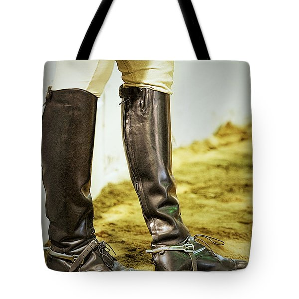 Theres Something About Horses Tote Bag