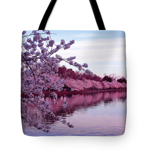 There Was A Time Tote Bag by Iryna Goodall