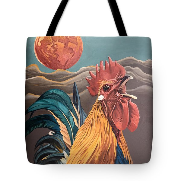 There Will Be A Great Rescue Tote Bag