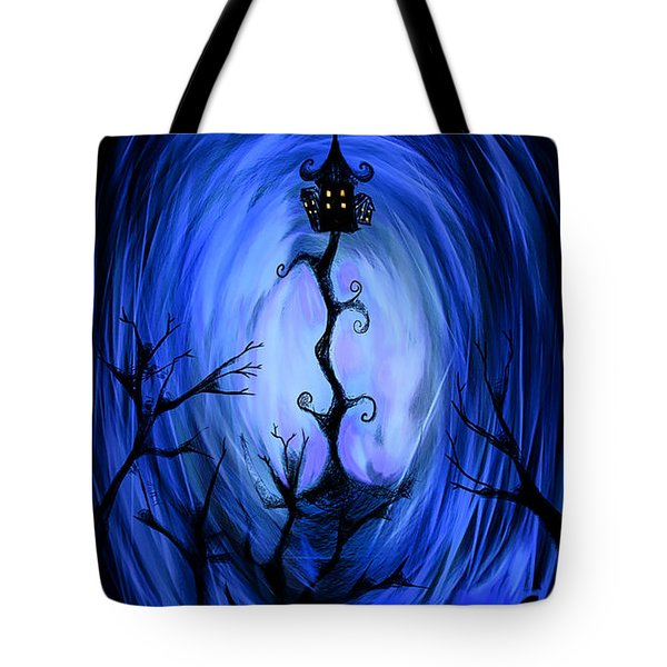 There's A Light Tote Bag