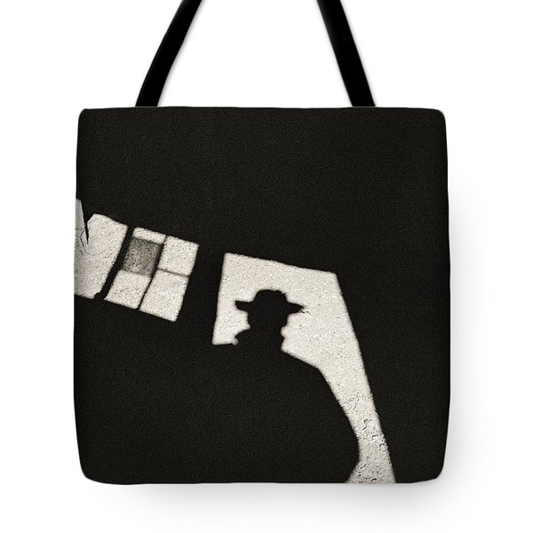 There's A New Sheriff In Town Tote Bag