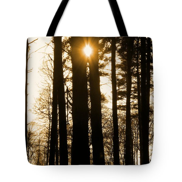 There's Always The Sun Tote Bag