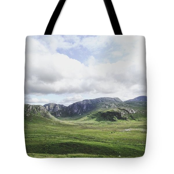 There's No Green Like Ireland's Green Tote Bag