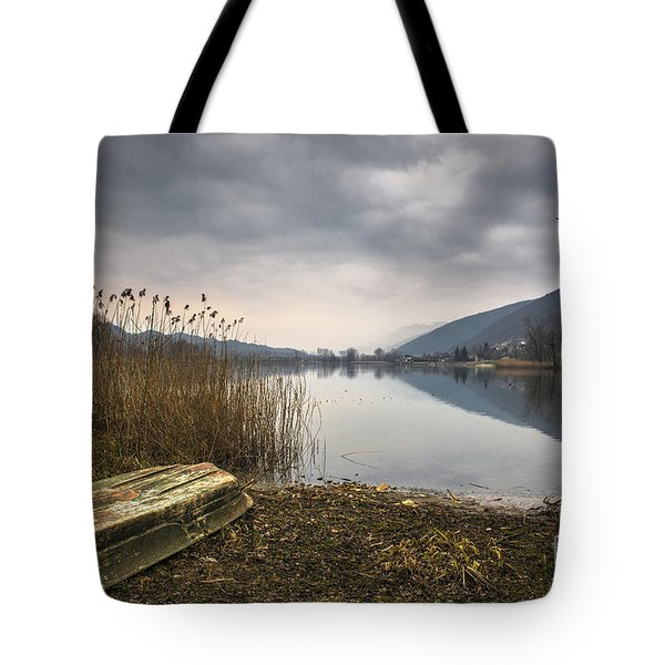 Tote Bag featuring the photograph There's No Tomorrow by Yuri Santin