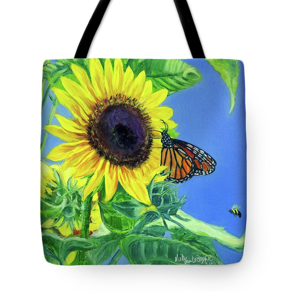 There's Room For Everyone At The Table Tote Bag